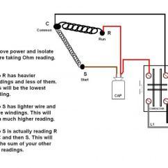Fasco Motor Wiring Diagram Dpdt Relay Coleman/york Heat Pump Compressor Not Starting - Doityourself.com Community Forums