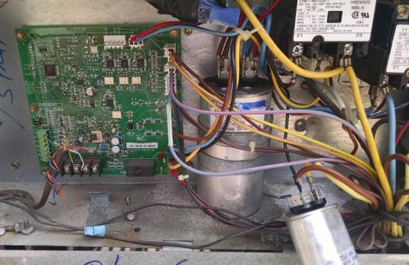 Carrier Heat Pump Wiring Diagram Moreover Carrier Heat Pump Capacitor