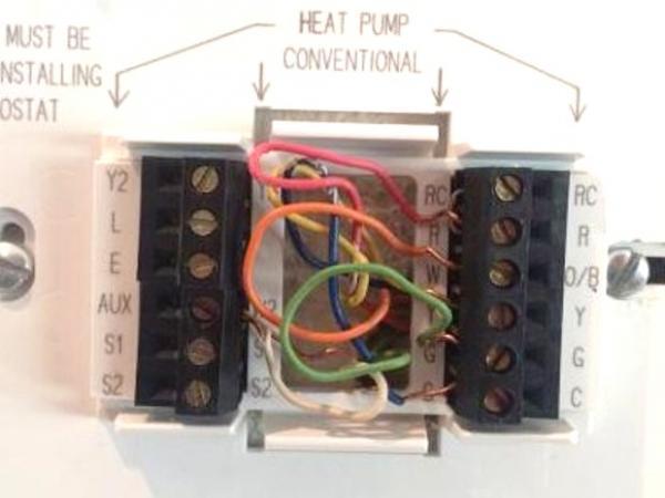 Goodman Heat Pump Thermostat Wiring Diagram Likewise Goodman Heat Pump