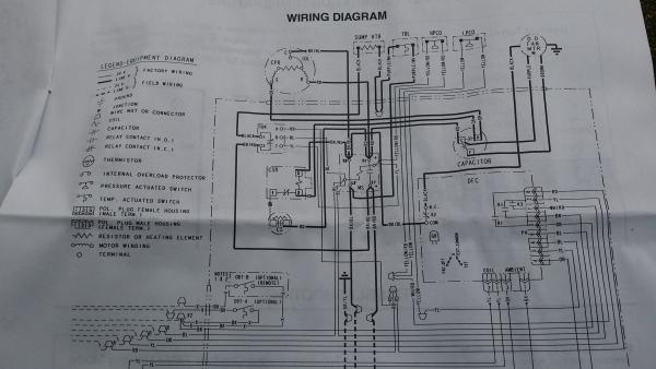 Heat Pump Wiring Question Doityourselfcom Community Forums