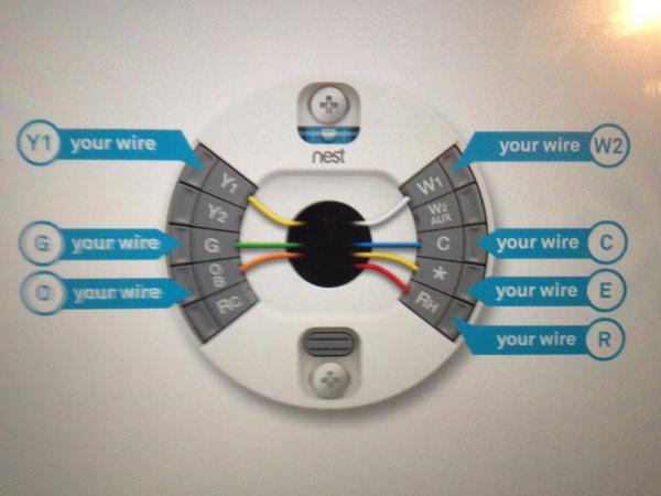 2 stage thermostat wiring diagram iveco daily english replacing a goodman janitrol hpt 18-60 - page doityourself.com community forums