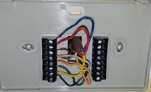 small resolution of thermostat wiring black wire wiring diagrams bib black wire honeywell thermostat wiring