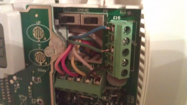 2 Stage Heat Pump Thermostat Wiring DoItYourself Com Community