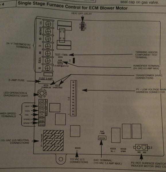 comfortmaker wiring diagram Furnace Motor Wiring Diagram  HVAC Blower Motor Resistor Electric Furnace Blower Motor Wiring Windshield Wiper Motor Wiring