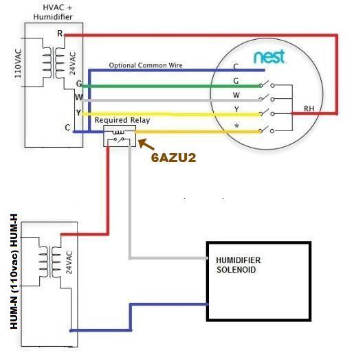 aprilaire 700 wiring diagram aprilaire free wiring diagrams