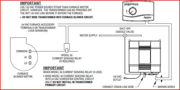 24 volt relay wiring diagram 94 dodge dakota stereo replacing aprilaire 760 with 700m question doityourself name jpg views 10772 size 32 4 kb
