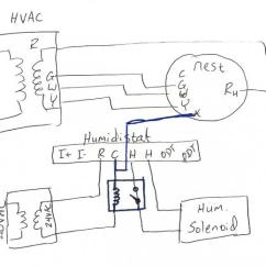 Nest Humidifier Wiring Diagram 3 Way Switch Australia Thermostat With Aprilaire 600 + Humidistat - Doityourself.com Community Forums