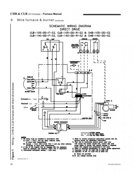 williamson furnace wiring diagram