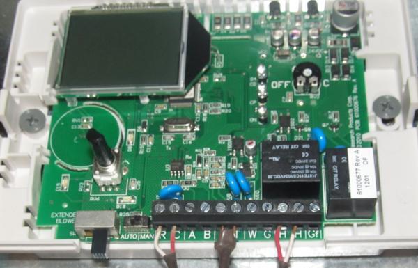 Air Conditioning Transformer Wiring Diagram Aprilaire 700 Humidistat 60 Terminals Doityourself Com