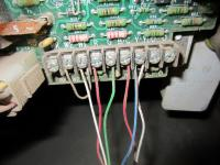 Aprilaire 700 Wiring to an American Standard 2