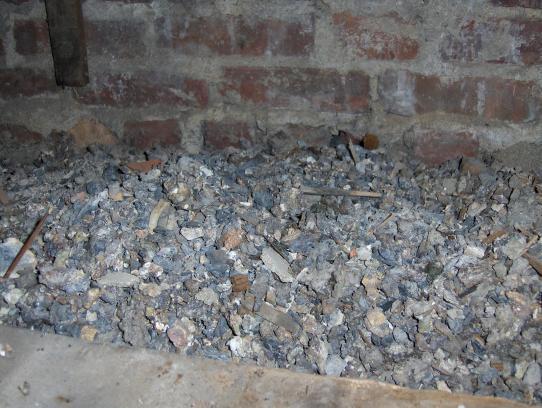 Granular Minerals Insulation  DoItYourselfcom Community