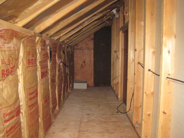 Eaves insulation question  DoItYourselfcom Community Forums