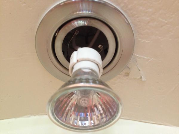 Replace a gu10 light bulb  DoItYourselfcom Community Forums