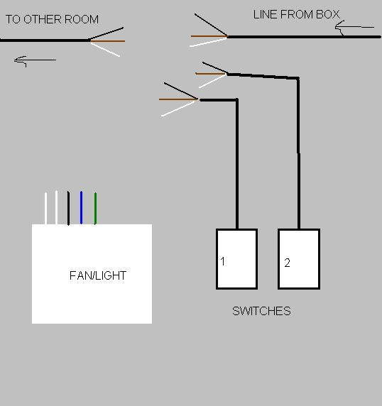 another vent/light dual switch wiring question