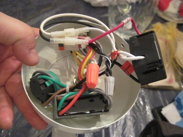 hunter fan switch wiring diagram 01 dodge dakota changing ceiling light kit - doityourself.com community forums