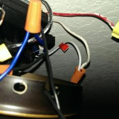 Wiring Diagram Of A Ceiling Fan Pollak 6 Port Fuel Selector Valve Harbor Breeze Questions Doityourself Com