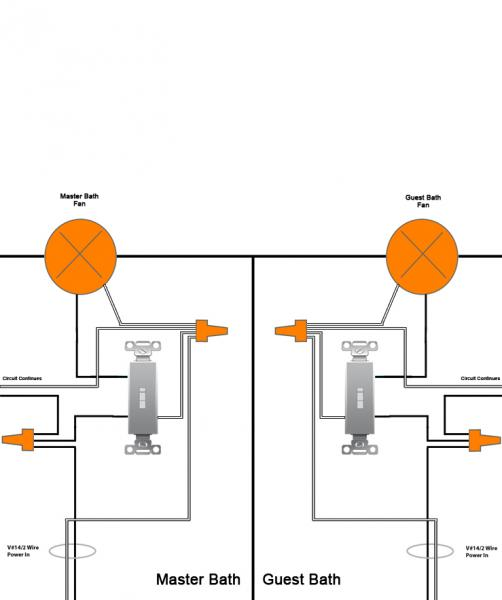bath fan wiring diagram bath fans