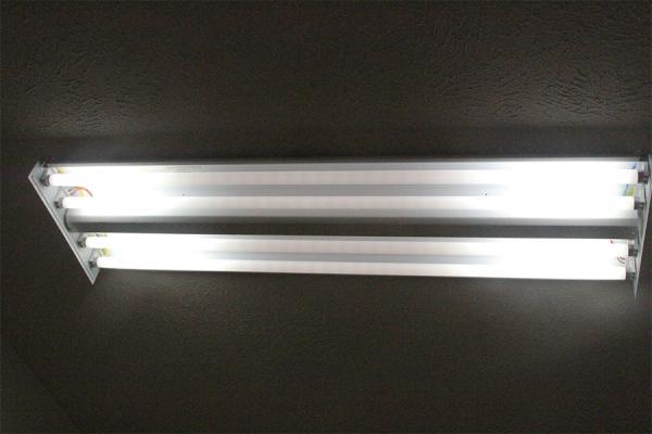 Wiring Ballast Light Fixture