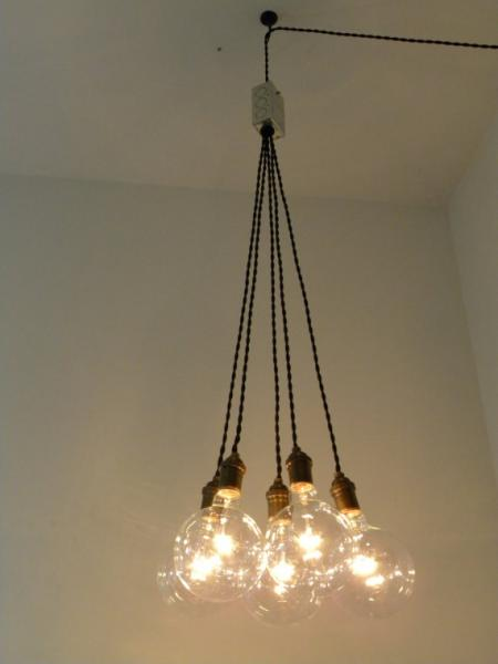 Wiring A Light Fixture With Multiple Bulbs