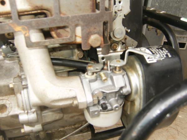 tecumseh 8 hp carburetor diagram 1989 honda civic radio wiring engine backfire surge doityourself com community forums