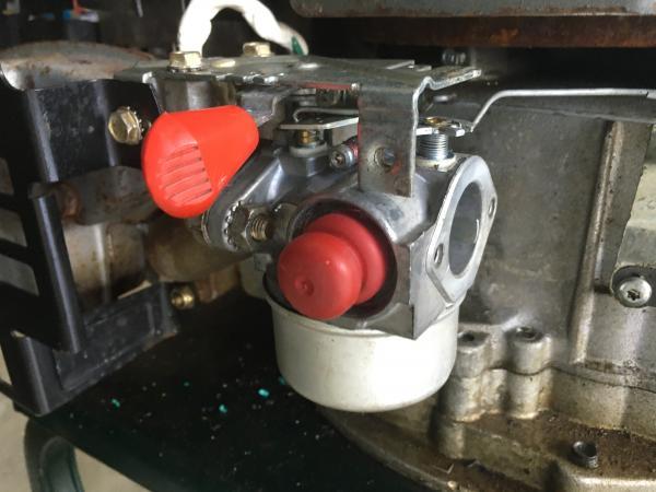 Small Engine Carburetor Diagram