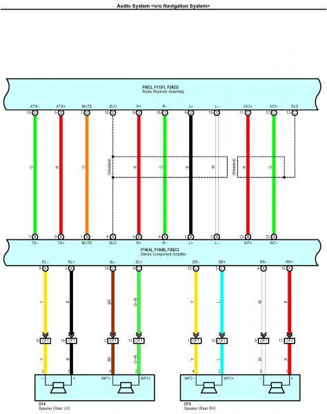 Niedlich Toyota Jbl Amplifier Wiring Diagram Zeitgenössisch - Der ...