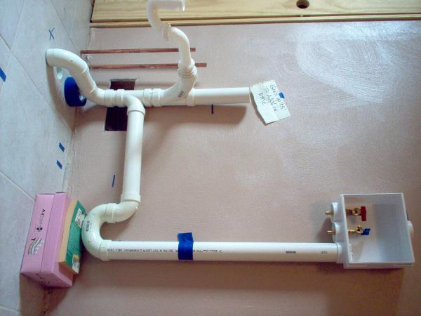 Washing Machine Drain Pipe Diagram Washing Machines