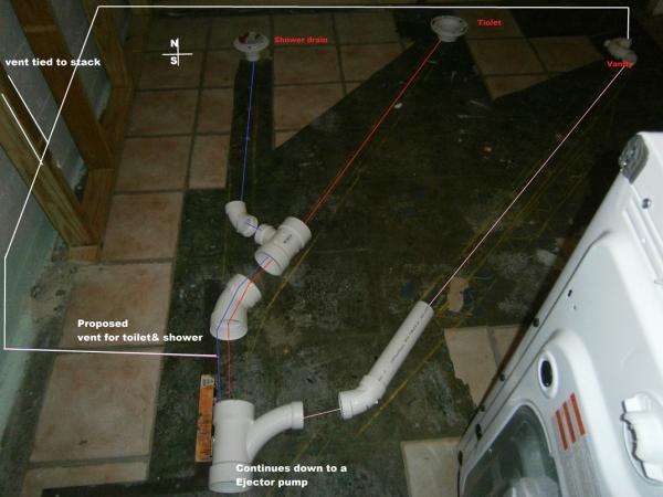 Diagram General Plumbing And Piping