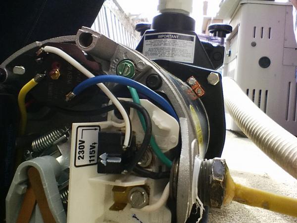 Hayward Pool Pump Motor Wiring Diagrams Emerson Electric Motors – Laars Lite 2 Wiring Diagram