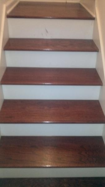 How To Finish Osb Stair Treads