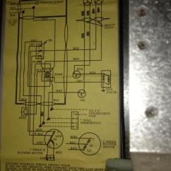 Coleman Evcon Wiring Diagram Thermostat 2002 Toyota Tacoma Www Toyskids Co Rewiring Old Furnace For Filtrete 3m50 Mach Rv