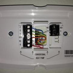 Honeywell Thermostat Wiring Diagram Rth6350 Guitar Rig Rth6350d Not Working ...