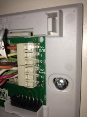 Honeywell WiFi Thermostat  DoItYourself Community Forums