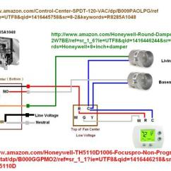 White Rodgers Thermostat Wiring Diagrams Verizon Fios Router Diagram Wire To Control Zone Damper? - Doityourself.com Community Forums