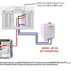 Oil Furnace Wiring Diagram Euro 13 Pin Plug Honeywell R8184g4009 To Wifi Stat - Doityourself.com ...