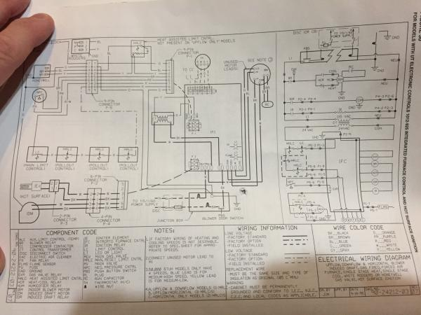 Rheem Wiring Diagrams Images Of Rheem Air Handler Wiring Diagram