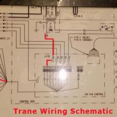 Trane Xe 900 Air Conditioner Wiring Diagram Parrot Ck3100 Install Wifi Honeywell T-stat With No C Wire On Separate Furnace/ac - Doityourself.com Community ...
