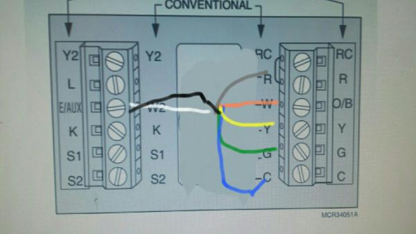 Pump Thermostat Wiring Diagram On 2 Wire Honeywell Thermostat Wiring