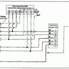 Heil Hvac Wiring Diagrams Carrier Split Air Conditioner Diagram Connecting Thermostat On Rheem Heat Pump System? - Doityourself.com Community Forums
