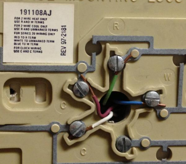 honeywell 2 wire thermostat wiring diagram wiring diagram honeywell heat pump thermostat wiring diagram rth6350 wire