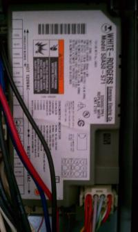 Furnace won't kick off. PIC!