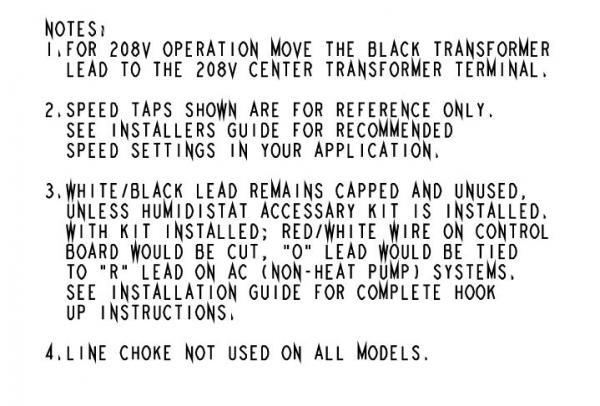 61589d1452914595 american standard trane heat pump air handler thermostat not wired correct tem 6 notes?resize=600%2C406&ssl=1 trane xl14i wiring diagram model trane xv90 wiring diagram, trane trane xl14i wiring schematic at gsmx.co