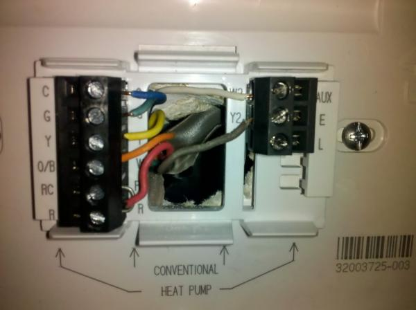 3 wire thermostat wiring diagram what is a stem and leaf help needed asap!! - doityourself.com community forums
