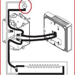 Wiring Diagram For Ac Unit Thermostat 2000 Grand Cherokee Radio Install 2-pole To 4-pole Baseboard - Doityourself.com Community Forums