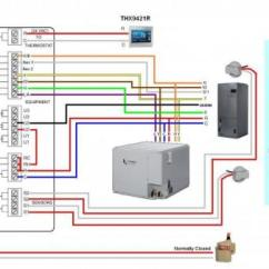 Wiring Diagram For Thermostat With Heat Pump 1965 Ford Falcon Question On Replacing Vision Pro Iaq Honeywell Prestige - Doityourself.com Community Forums