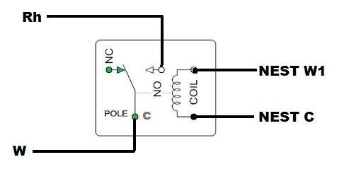 Idec 8 Pin Relay Wiring Diagram Idec Safety Relay Wiring