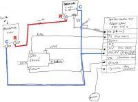 Thermostat C wire to RobertShaw 780-715 ICU - DoItYourself ...