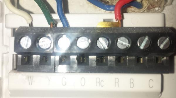 Doityourselfhomenetworkwiring Thermostat Wiring Doityourself