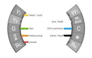 Heat Pump Nest Install  Wiring Question  DoItYourself