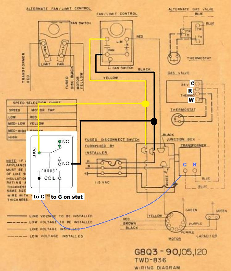 The Following Schematic Illustrates The Simple Relay Circuit Diagram